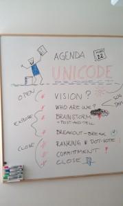 Visual Agenda